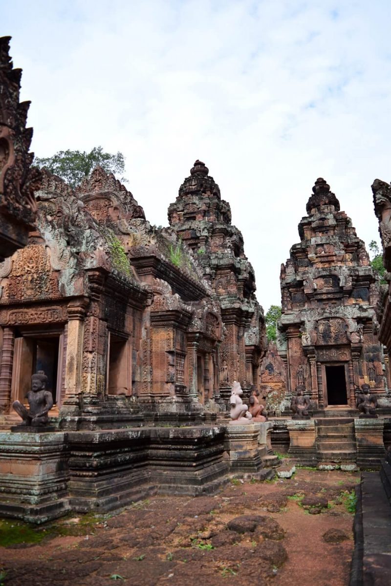 how to use 3 day angkor wat pass
