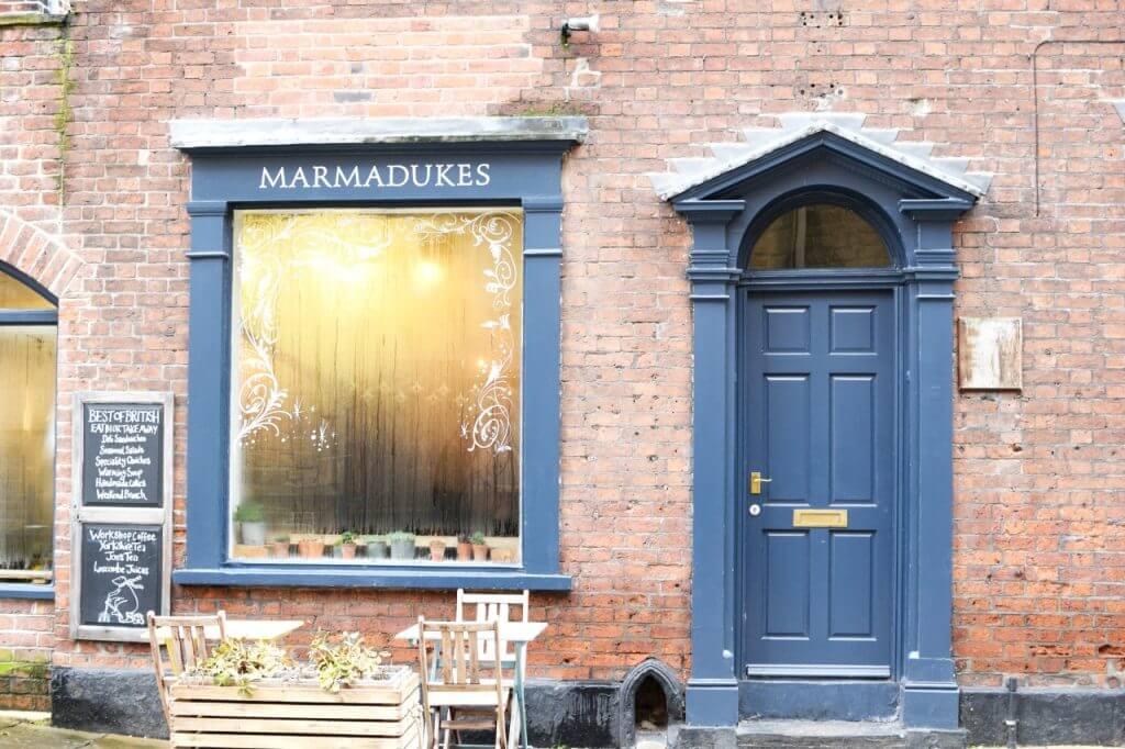 marmadukes cafe