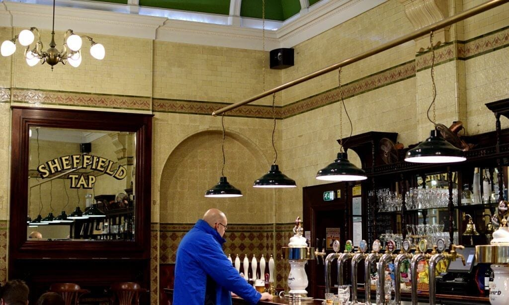 where to drink in sheffield