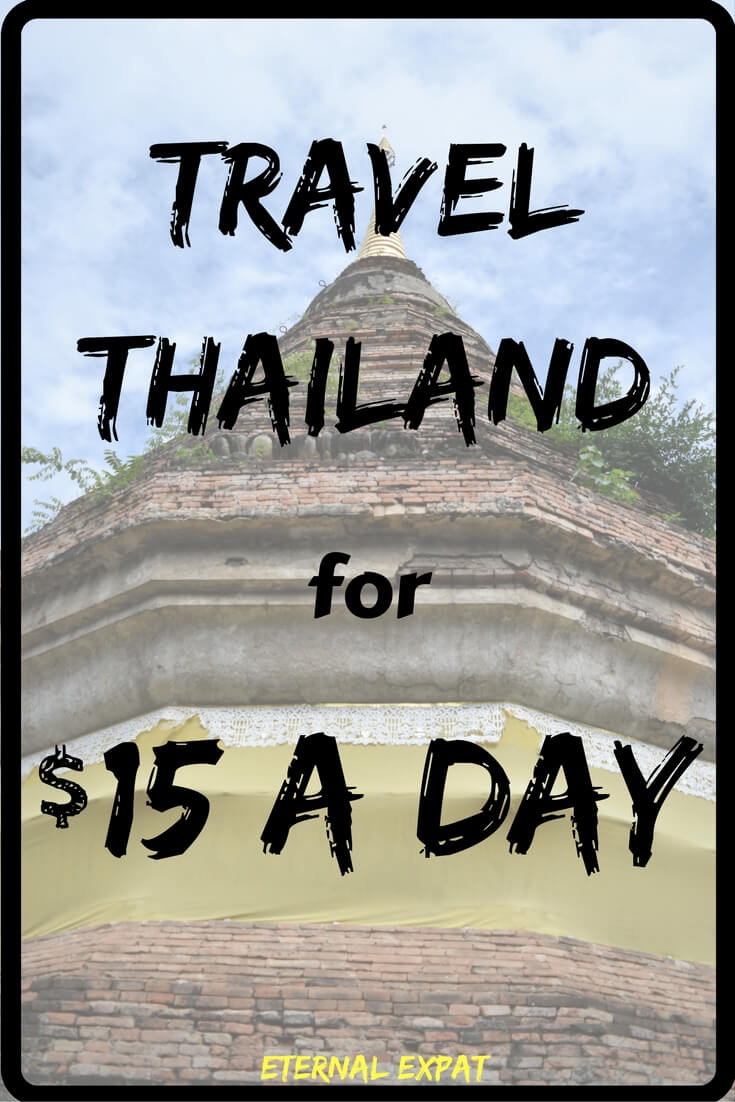 how much does it cost to travel thailand?
