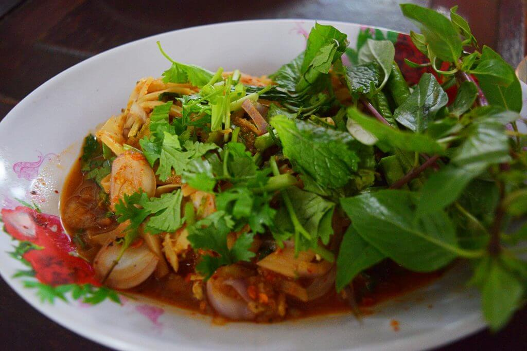 how much does food cost in thailand