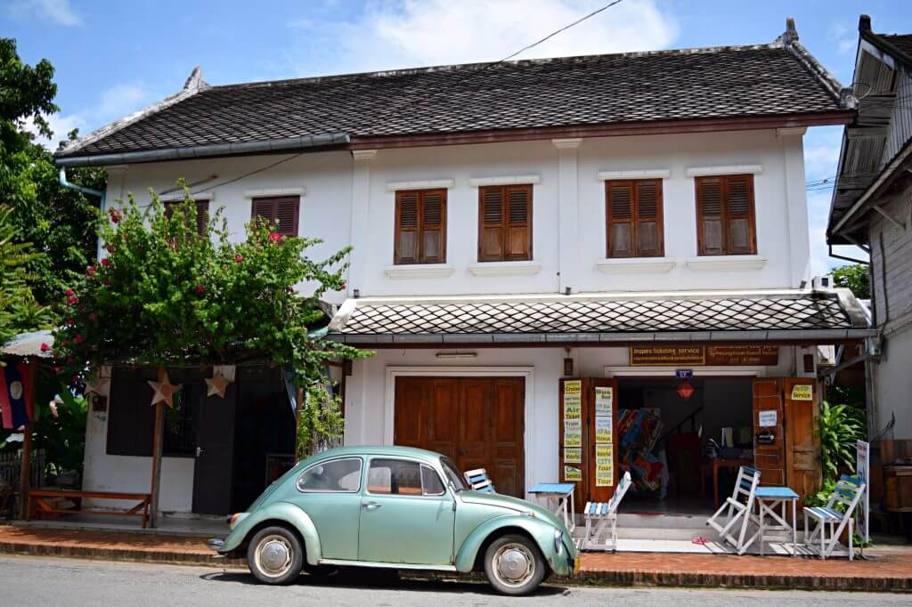 how much does accommodation cost in laos
