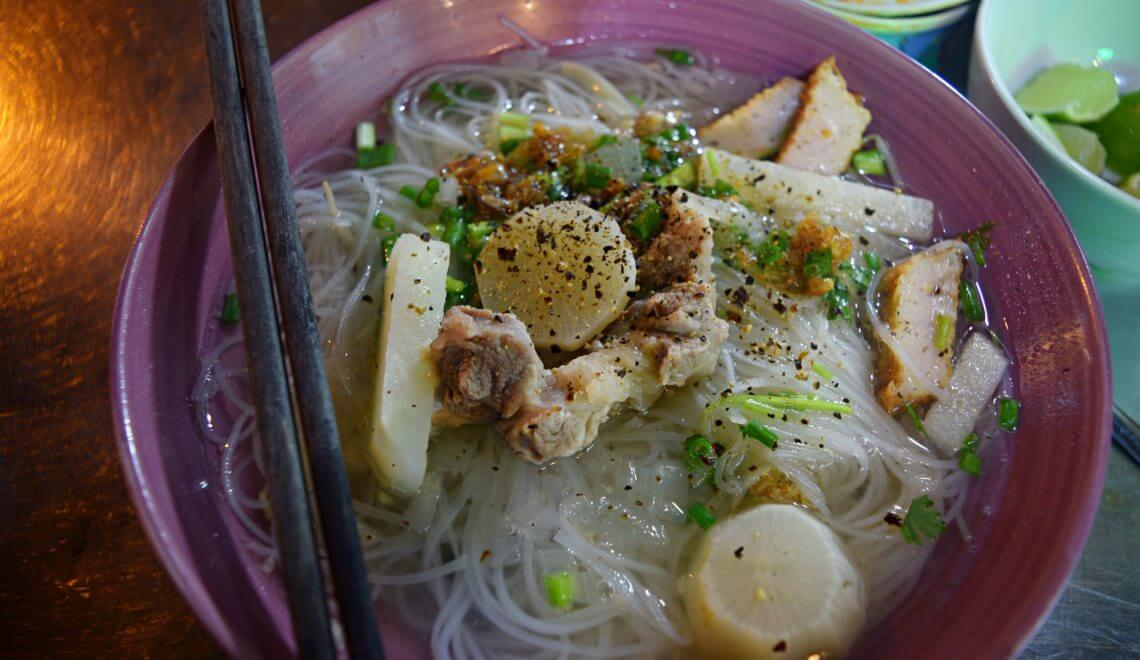 where to have pho in Ho Chi Minh City